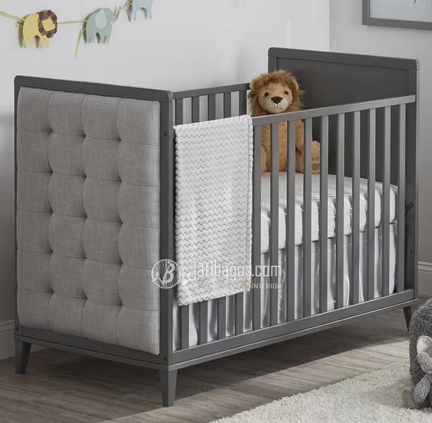 Ukuran Tempat Tidur Bayi Jok Busa Kanan Kiri