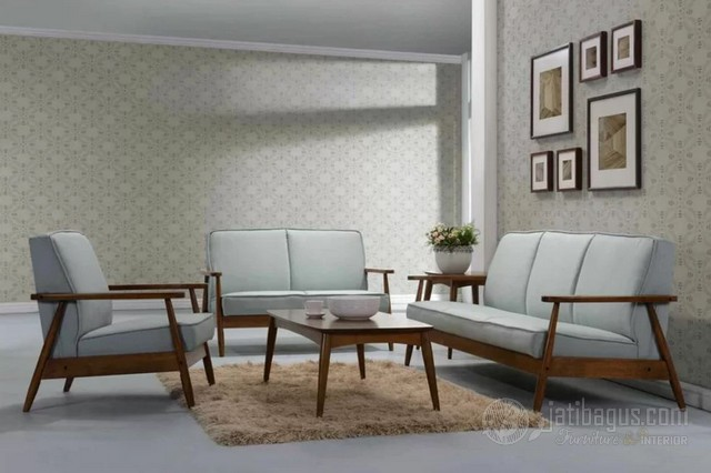 Ukuran Set Kursi Tamu Sofa Minimalis Jakarta