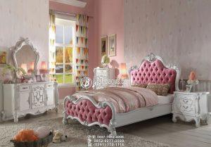 Set Kamar Tidur Duco Desain Mewah Royal Modern