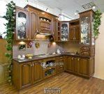 Kitchen Set Jati Minimalis Modern Mewah Terbaru