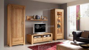 Set Furniture Ruang Minimalis Modern Kayu Solid